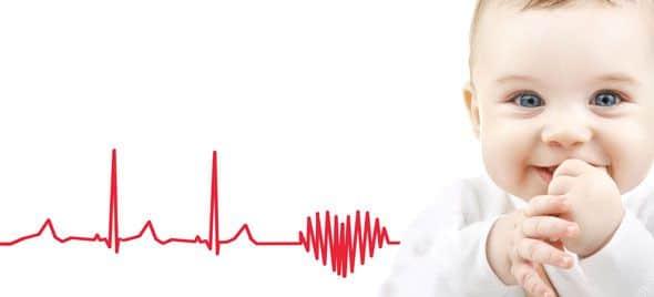 Condiciones cardíacos en la infancia