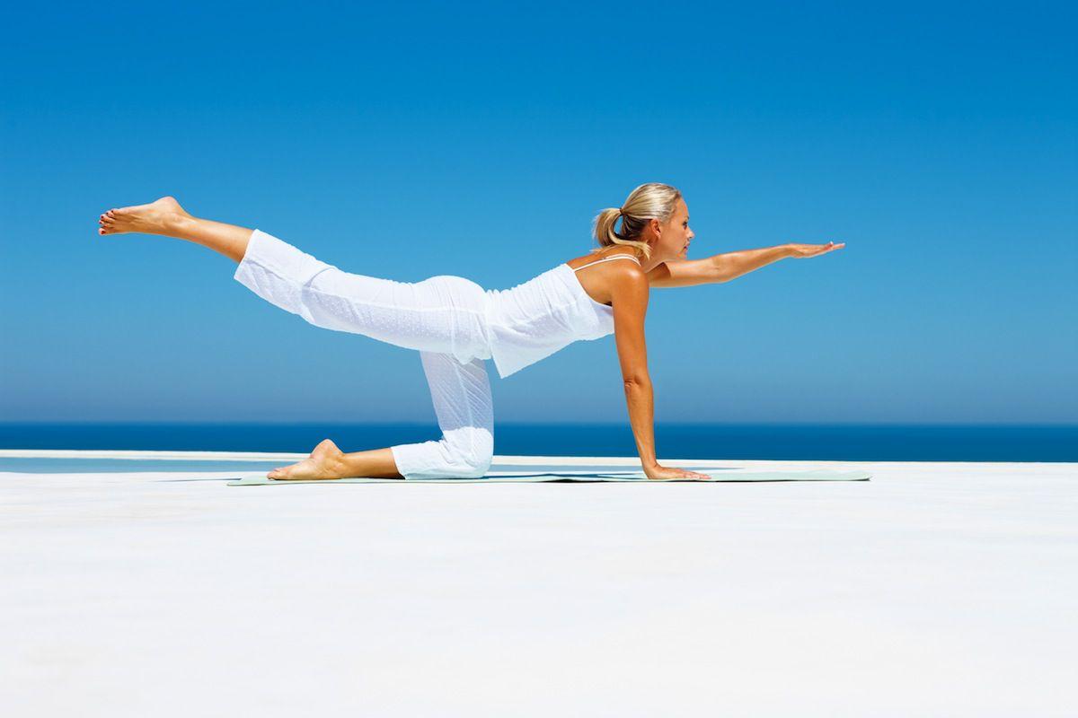 锻炼, 瑜伽 ,心脏健康