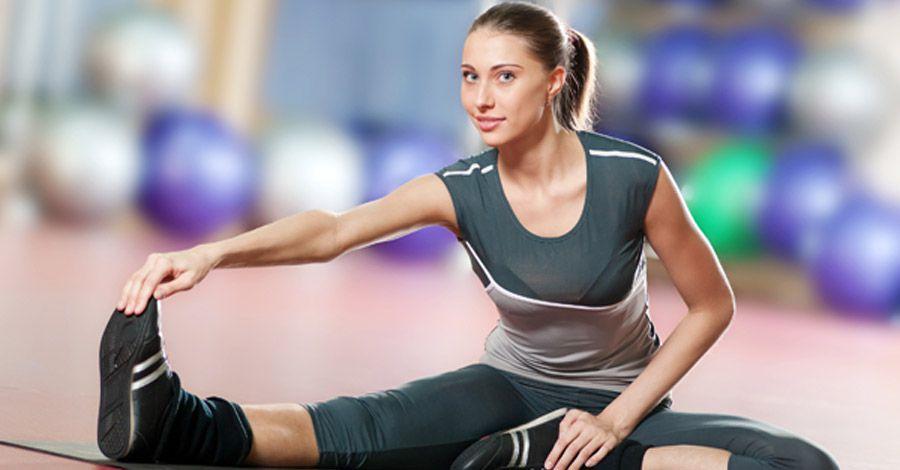 Exercícios no chão
