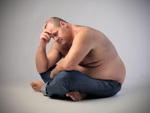 अवसाद और मोटापा
