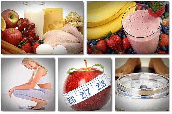 体重增加的营养