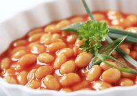 receta Frijoles en salsa roja