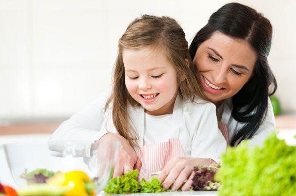 laços de família com seus filhos