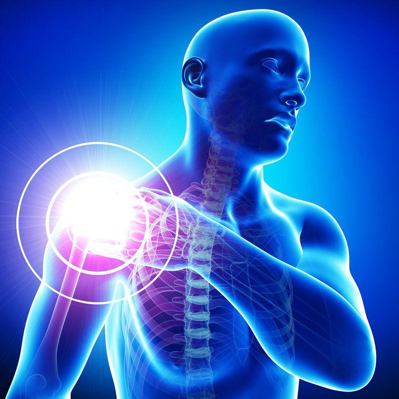 Lesão no ombro, reparar o seu ombro