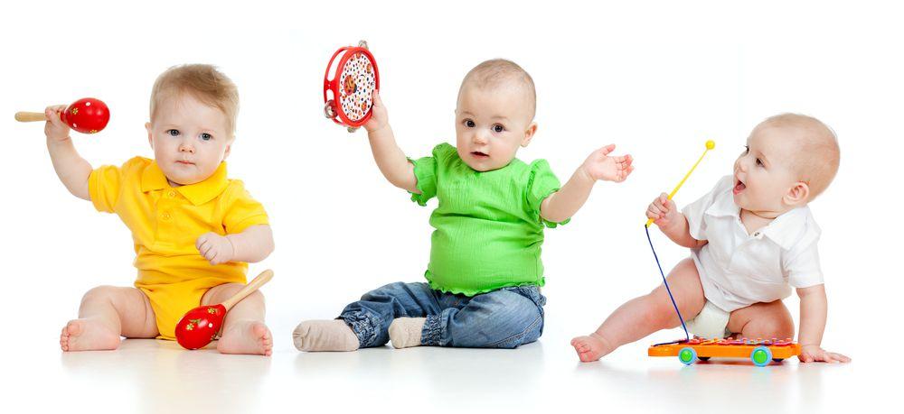 La música y el desarrollo cerebral de los niños