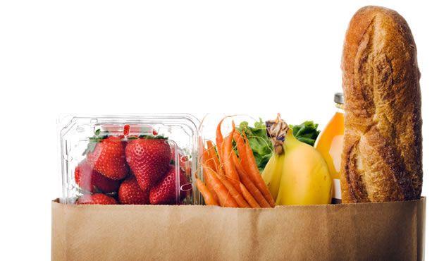 Presupuesto Alimentación, Comidas baratos y saludables para los principiantes