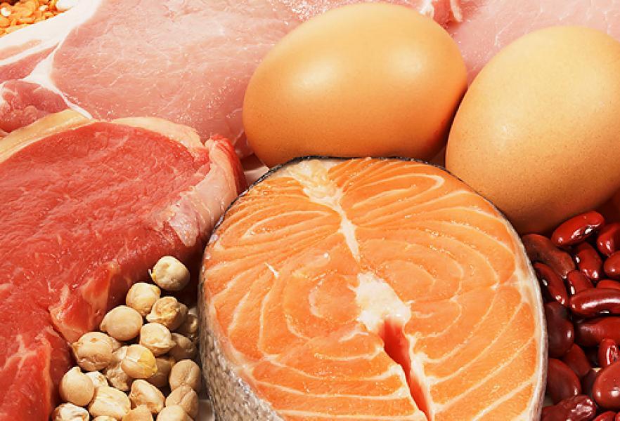 Proteína completa, proteína incompleta