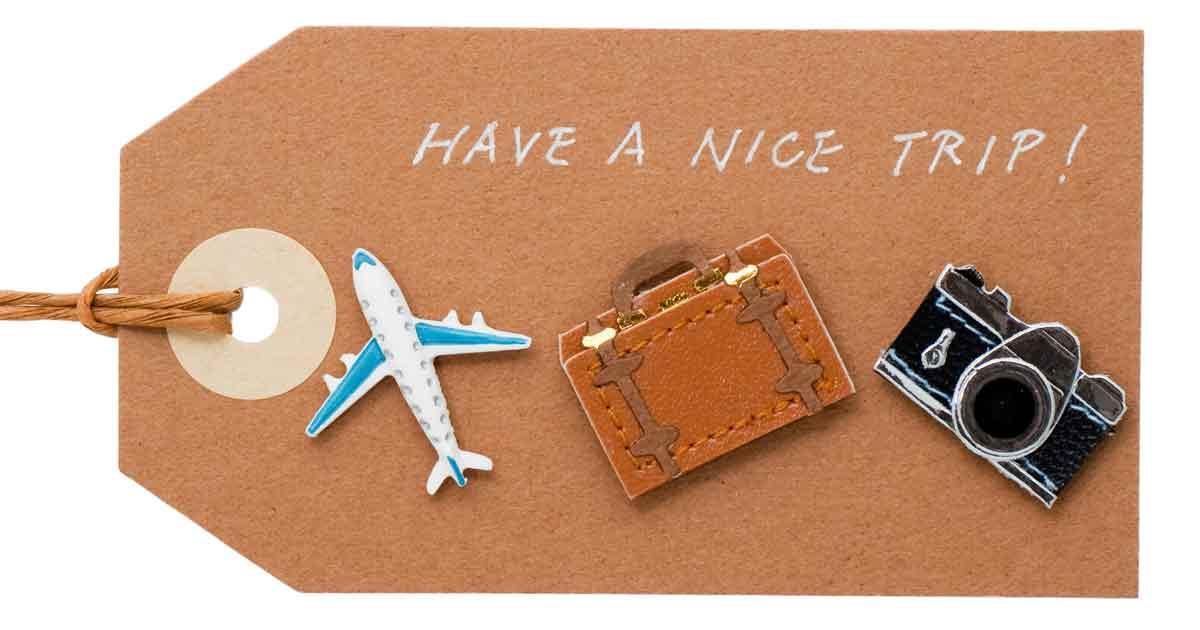 安全和健康旅行时