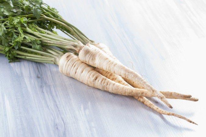 Verduras inusuales y saludables