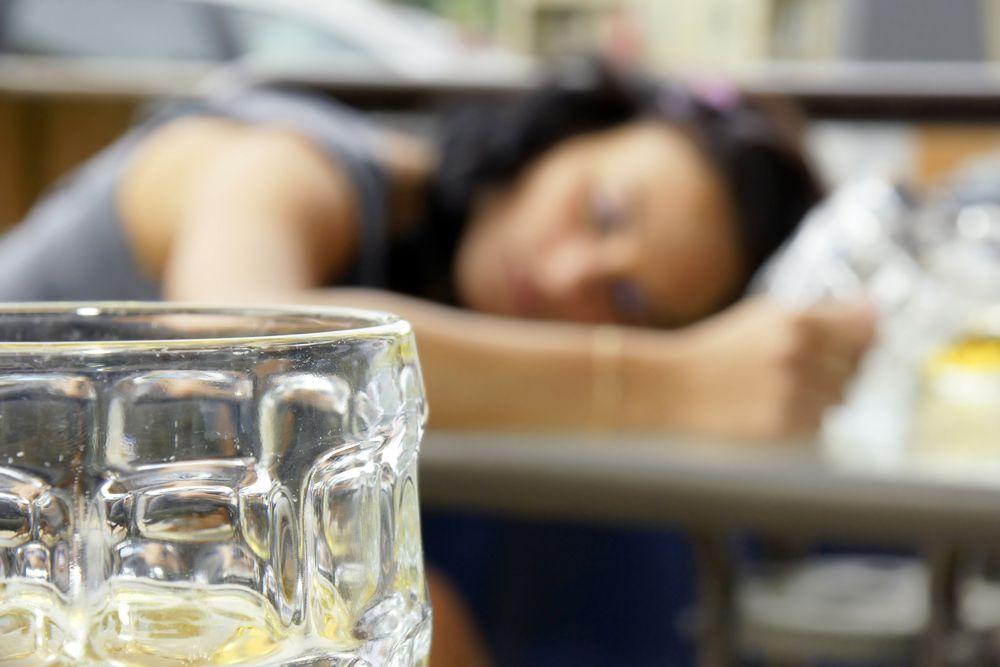शराब की अत्यधिक खपत