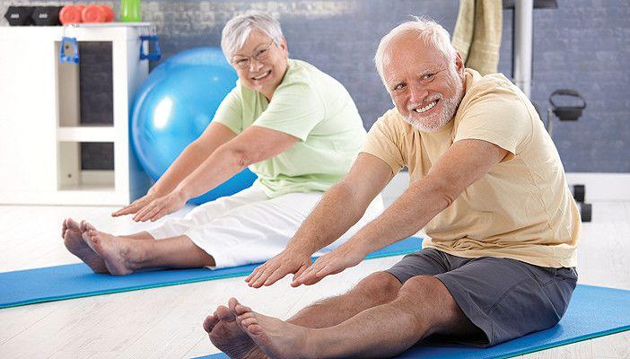 Prevenção de lesões para os idosos