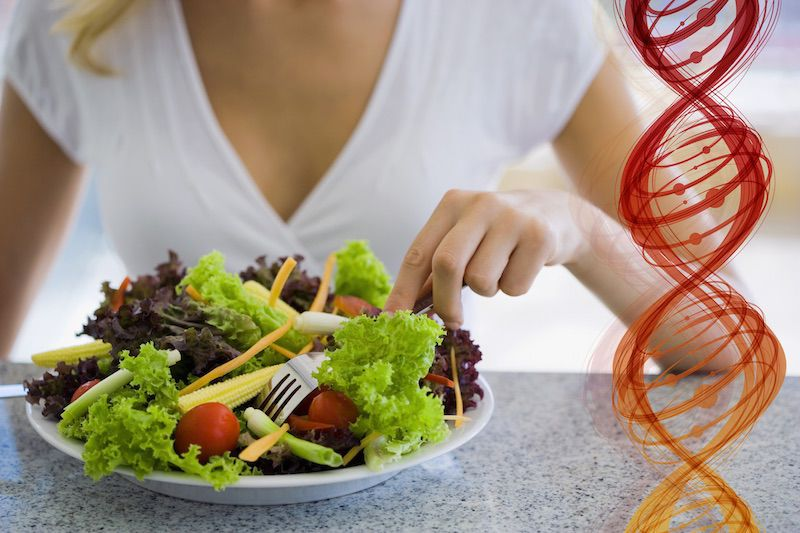 Prehrana po meri: Pogled na Nutrigenetics