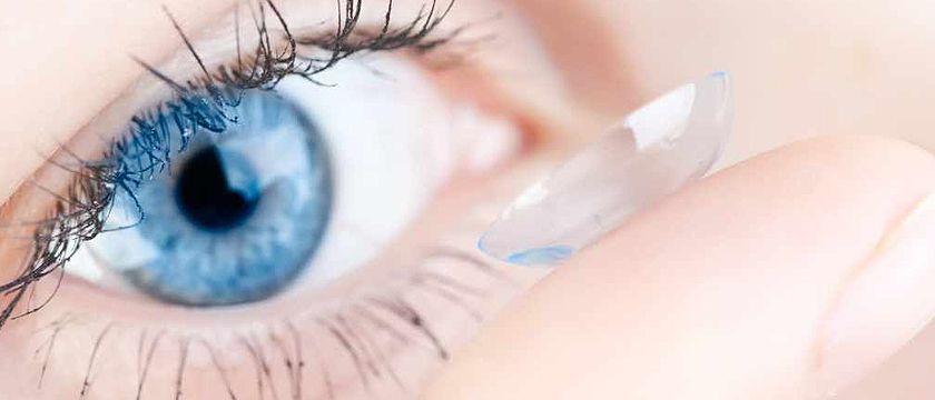 Lentes De Contacto, lentes blandas, lentes duras, o lentes híbridas