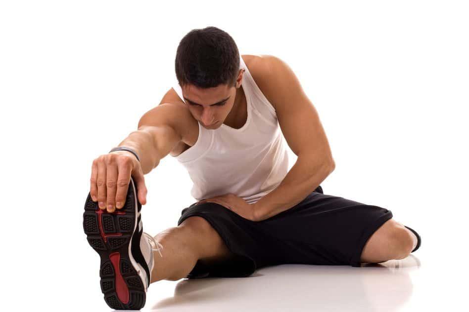 Aquecer antes do exercício e relaxar após