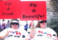 El movimiento aceptación a la grasa: ¿Por qué la vergënza a la grasa tiene que parar?