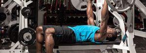 Entrenamiento con repeticiones y series para ganar musculo