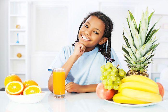 ¿Qué deben dar de comer a sus hijos, y por qué?