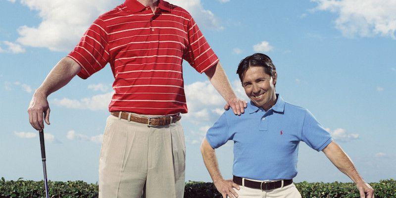 ¿Quién es más saludable: Hombres alto o bajo? Examinamos los efectos de la altura en los hombres