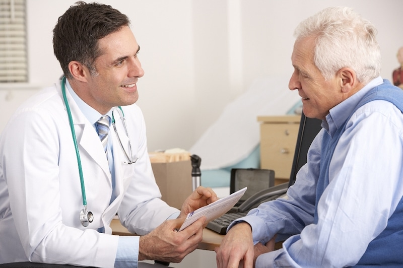 Benigno hiperplazijo prostate, BPH
