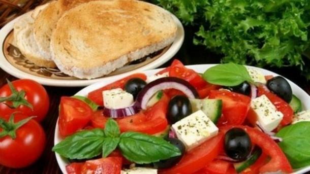 Španske mediteranske prehrane