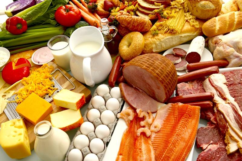 Los alimentos ricos en nutrientes