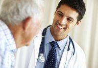 Ärzte bemühen sich, Ihre medizinische Versorgung zu verbessern