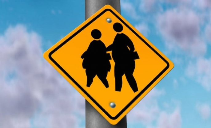 Obesidade e marketing, um importante colaborador da epidemia de obesidade.