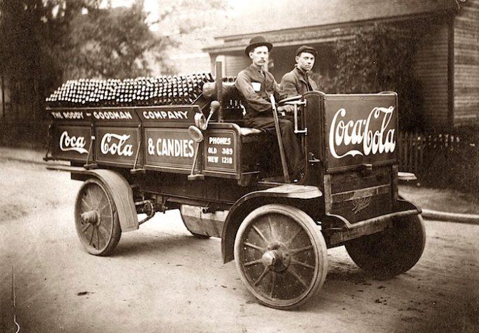refrescos de Coca-Cola