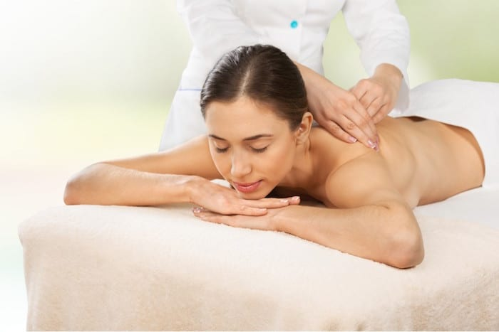 Diferentes tipos de masajes y técnicas