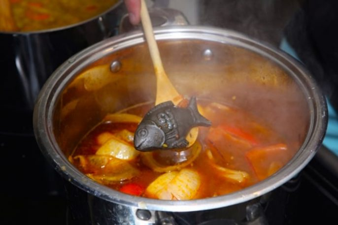 O peixe de ferro da sorte, a solução simples para o problema global de deficiência de ferro que também pode ajudá-lo