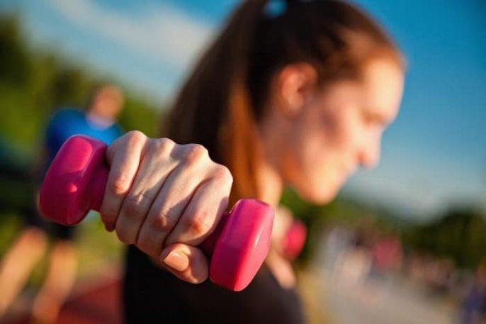 Cardio vs levantamiento de pesas