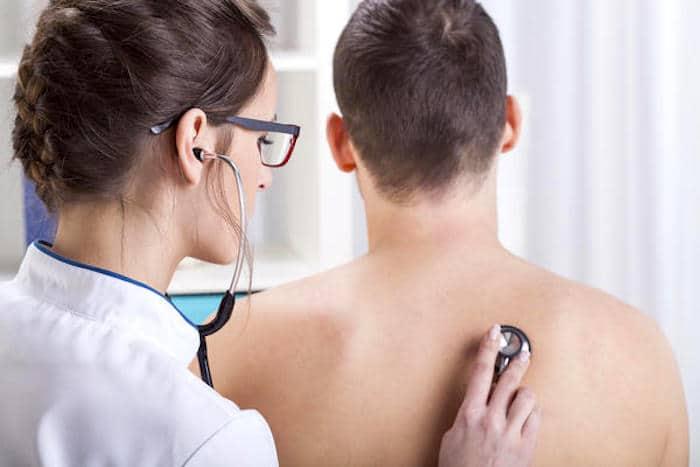 Diagnosticirali pljučnico