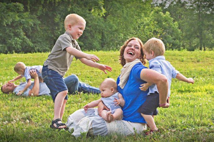 La maternidad: La necesidad insatisfecha