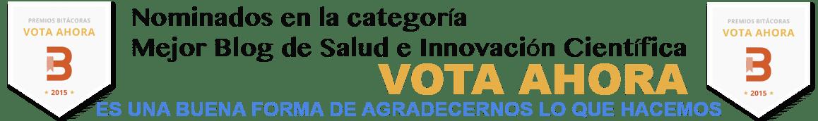 Premio Bitacoras ElBlogdelaSalud 2015