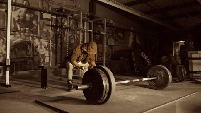 Diferentes tipos de entrenamiento con pesas
