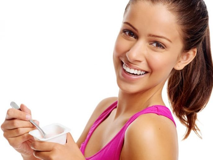 La lucha contra la enfermedad de las encías con yogur