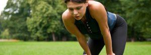 Mlečna kislina - Kako eviarlo med vadbo