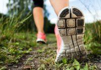 Walking bietet eine einfache Möglichkeit, um fit zu werden und gesund zu sein