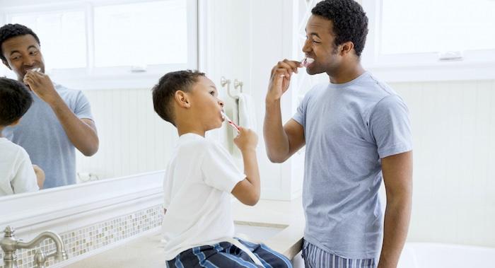क्या आपके दाँत ब्रश करने के लिए उचित तरीका है?