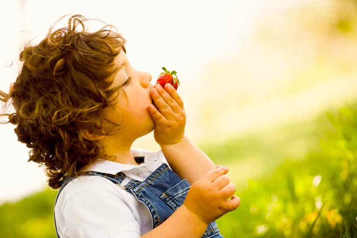 Guide pour l'éducation des enfants en bonne santé
