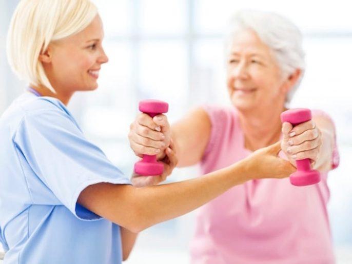 Plan de ejercicio para osteoporosis o huesos quebradizos