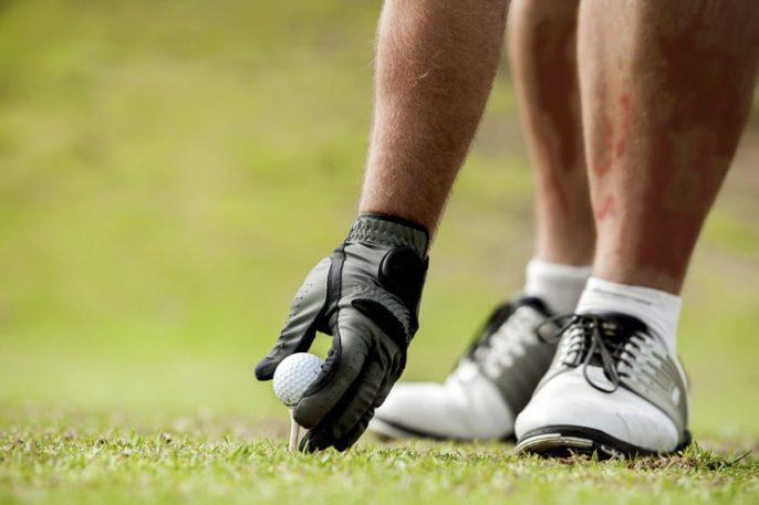 Vasculitis del golfista