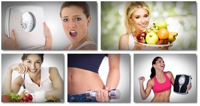 Prehrana načrtov za ženske: Kaj ženska potrebuje vedeti o izgubi teže?