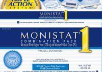 Los efectos secundarios de Monistat-1