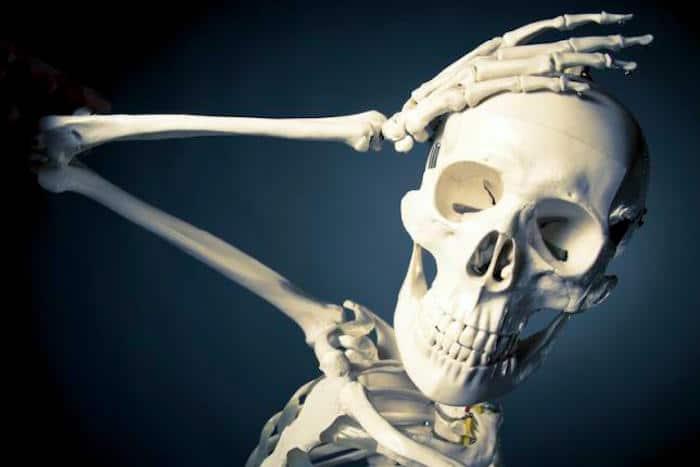 Celiakija in kosti