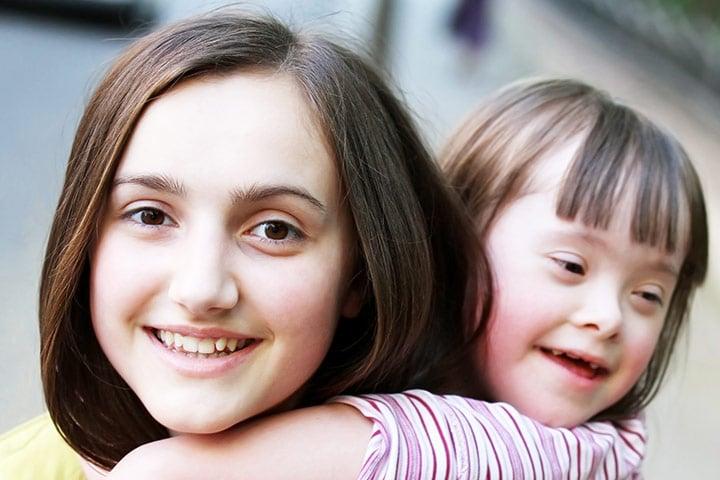 Vzgojo otrok z Downovim sindromom: Kaj lahko pričakujete?