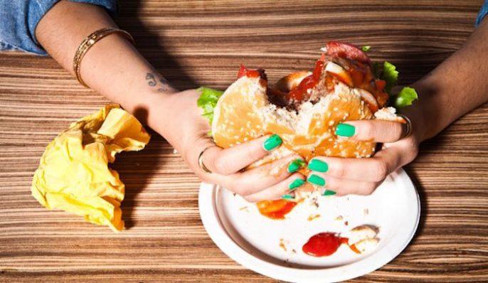 La depresión y el apetito