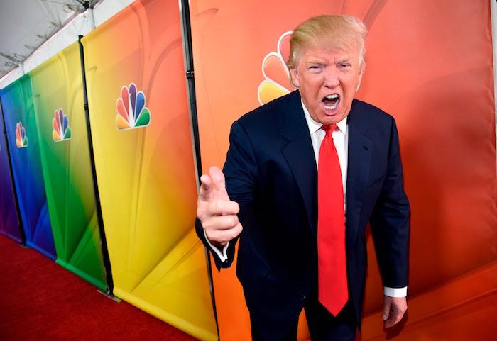 Donald J psihoanaliza. Trump