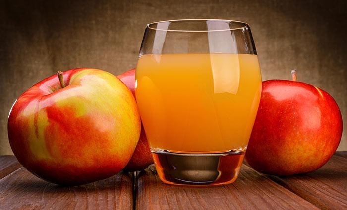 苹果汁是伟大的天然泻药