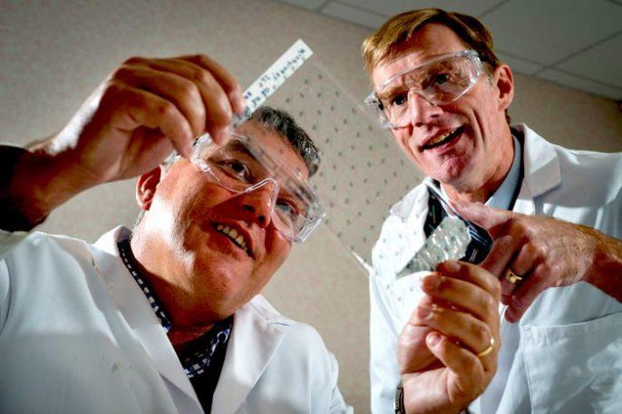 Nuevo parche de Ibuprofeno libre de riegos para la salud, pronto en el mercado